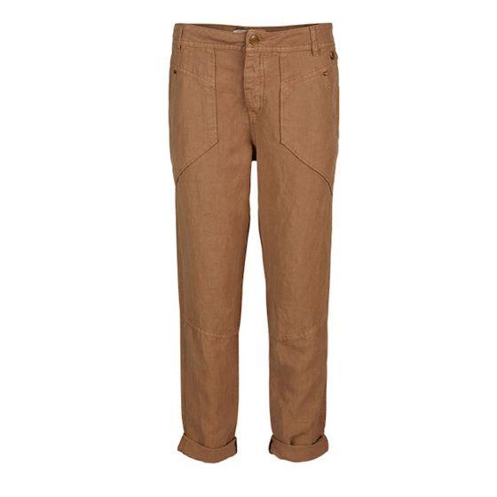 Broek loose fit flowy 4s2125-11429-730
