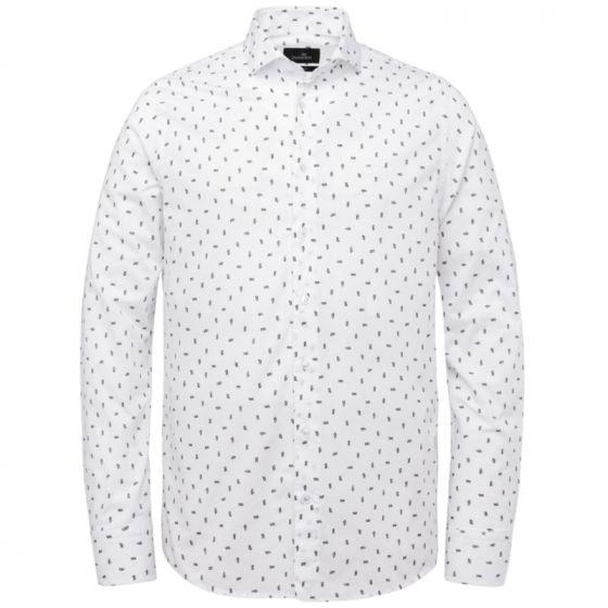 Long Sleeve Shirt Print on poplin VSI215203-7003