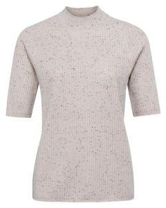Naps rib stitch sweater SAND 1000313-122-513082