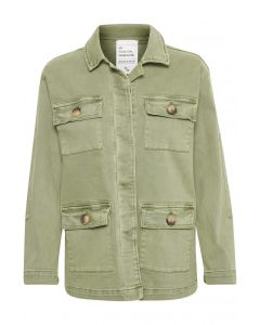 20 THE ARMY JACKET Dusty Olive 10702709-37006
