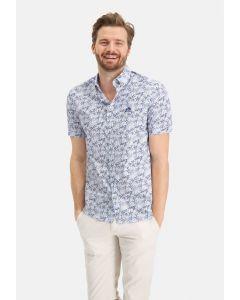 Shirt SS Printed Pri 26411304-3653