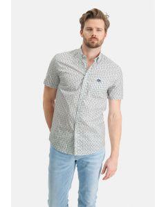 Shirt SS Printed Pop 26411334-3657
