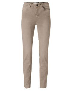 Cotton straight colored jeans 1201201-122-71318