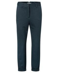 Relaxed pinstripe pantalon 1211085-122-940121