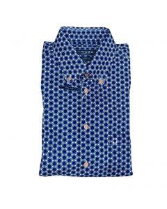 Shirt Donkerblauw 140149-170170