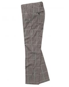 Pantalon ZUITABLE DiSailor ruit zwart 212655-980