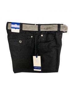 Pantalon COM4 swing front permablack 2160-3637