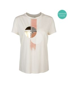 T-Shirt circles artwork 3s4551-30245-323