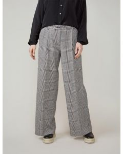 Trousers check 4s2203-11513-120