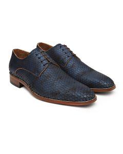 Schoenen Melik doane donkerblauw 7658-108-1016