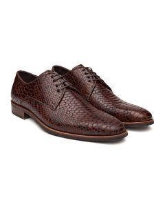 Schoenen lawrence bruin 7674-108-w09-560