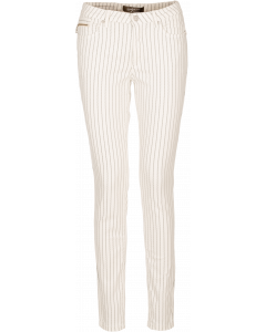 Kathy Stripe Off White Stripe DL58125-0883