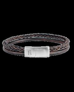 Armband STEEL & BARNETT denby brown