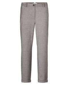 Soft herringbone pantalon 1211089-124-813071
