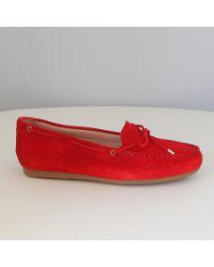 Mocassin cardenal serraje rood G1-serraje-cardenal