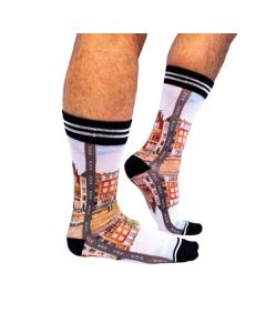 Sokken sock my amsterdam se19m002