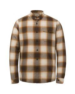 Long Sleeve Shirt Yd Shadow Check CSI215202-8197