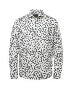 Long Sleeve Shirt Print on fine po VSI215204-7011