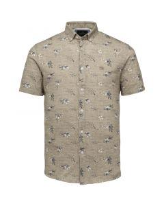 Short Sleeve Shirt Pique jersey VSIS213251-8008