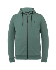 Hooded jacket interlock scuba swea VSW215433-6082