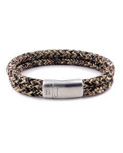 Armband STEEL & BARNETT lake rope rusty