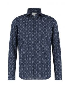 Shirt LS Printed Jer 21421183-5957