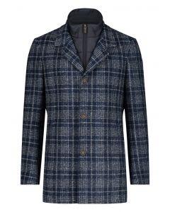 Jacket Checked - Len 78521531-5992
