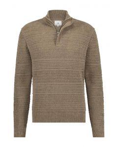Pullover Sportzip Pl 13121068-8400