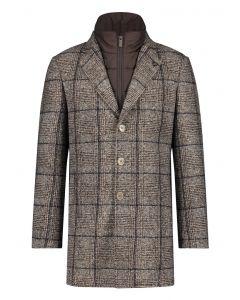 Jacket Checked - Mod 78521704-9259