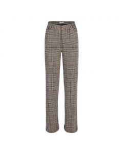 Trouser check jacquard 4s2191-30267-744