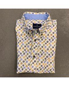 Overhemd MARCO MANZINI willem