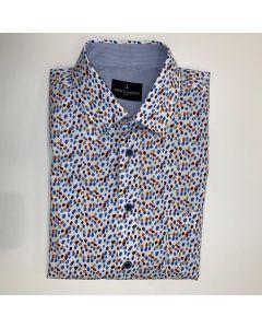 Shirt wolf km button under mmz21107wo29-500