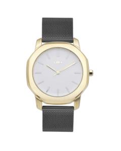 Horloge IKKI black/ gold/ white-*