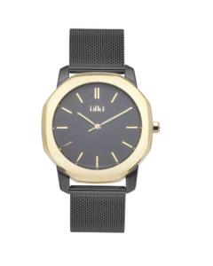 Horloge IKKI black/ gold-*