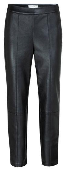 Faux leather tregging BLACK 1269014-123-00001