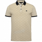 Short sleeve polo pique stretch VPSS212858-1090