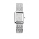 Horloge IKKI silver/ white-*