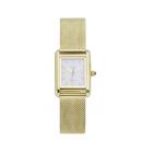 Horloge IKKI gold/ white-*