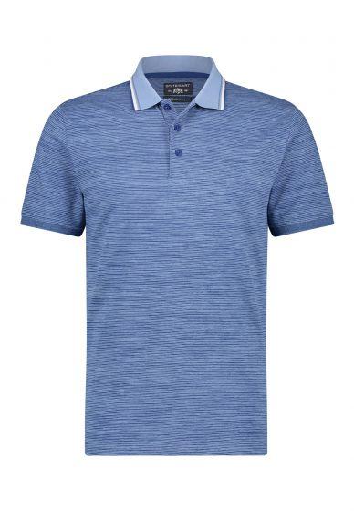 Poloshirt Space Yarn 48111904-5357