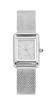 Horloge silver/white trc01